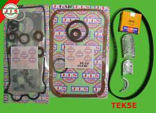 92-95 Toyota Paseo 5EFE 1.5L DOHC Engine Rebuild Re-Ring KIT TEK5E
