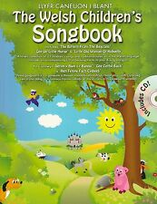 The Welsh Children's Songbook (book & Cd) by Blant (Paperback, 2008)