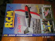 RCM n°293 Plan encarté Robin DR 221 Yak 54 Easy Glider