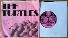 TURTLES / TURTLE EGGS - SHE'D RATHER BE b/w HAPPY TOGETHER -  BBC - 45 + INSERT
