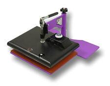"""Geo Knight Heat Press JetPress12: 9""""x12"""" T-Shirt Transfer Press Machine"""