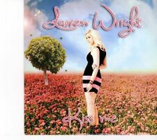 (DZ510) Lauren Wright, Kiss Me - 2012 CD