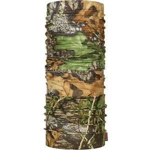 Buff Unisex Mossey Oak Coolnet UV+ Protective Bandana Snood Tubular Multi