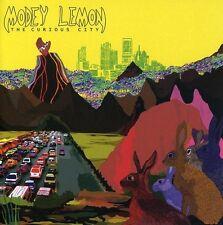 Modey Lemon - The Curious City [CD]