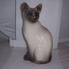 Winstanley Cat Kitten Size 6 Blue Point Siamese Sitting
