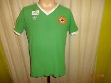 "Ireland ""FA IRELAND"" Original adidas Trikot 1987 + Nr.4 Gr.M TOP"