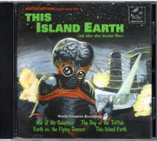 This Island Earth (and other Alien Invasion Movies) CD 19CDT121
