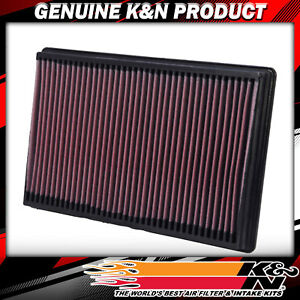 K&N Filters Fits 2002-2018 Ram Dodge Hi-Flow Air Intake Filter