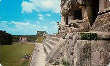 s13366 Ball court, Chichen Itza, Mexico postcard    *COMBINED SHIPPING*