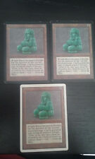 MTG JADE STATUE ALPHA BETA UNLIM X3