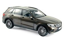 NOREV  2015 MERCEDES BENZ GLC CLASS 1/18 DIECAST MODEL BROWN METALLIC 183487BRN
