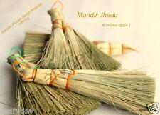 Sarvdev temple broom swab mandir pooja jhadu jharu for cleaning sweep 2pcs