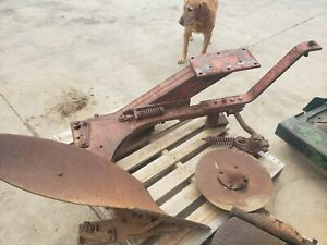 Oliver 565 add on Plow bottom Minneapolis Moline White moldboard