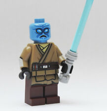 Custom Halsey Jedi star wars minifigures clone wars lego bricks