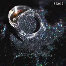1g Nail Powder Dust Holographic Glitter Chrome Nail Art Tips Pigment  Decor #13