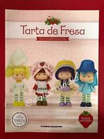 ☆ Coleccion TARTA FRESA FASCICULOS - Strawberry Shortcake - LEER