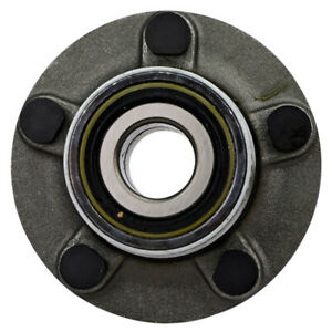Wheel Bearing and Hub Assembly-4-Wheel ABS Rear CRS Automotive Parts NT512029