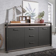 anrichten sideboards aus eiche g nstig kaufen ebay. Black Bedroom Furniture Sets. Home Design Ideas