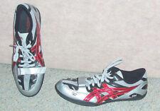 Men's ASICS Cyber Throw rhyno skin  track & field shoes GN808 , sz 11.5