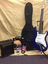 Silvertone Electric Guitar Bundle-Everything Included-Choose Your Color-And Amp!