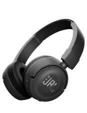 NEW JBL T450BT Wireless On-Ear Headphones - Black