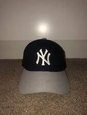 New Era New York Yankees Navy Grey Cap