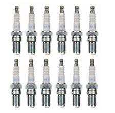 12 x NGK SPARK PLUGS FITS JAGUAR XJS XJSC 5.3 6.0 XJ X300 V12 DAIMLER SET