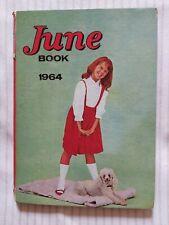 JUNE BOOK 1964 ANNUAL - ORIGINAL VINTAGE