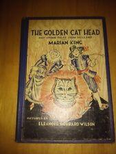 The Golden Cat Head, Marian King, 1933