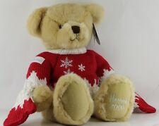 2008 Harrods Teddy Bear. Collectible Birthday / Baby Gift / Anniversary