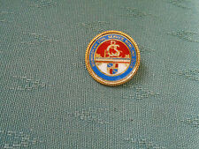 BIRMINGHAM CIVIL SERVICE BOWLING CLUB PIN BADGE