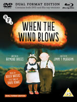 When the Wind Blows DVD (2018) Jimmy T. Murakami cert PG 2 discs ***NEW***