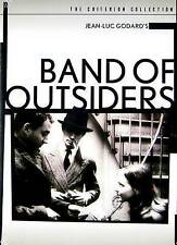 NEW Band of Outsiders (The Criterion Collection) (DVD)