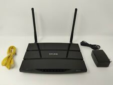 TP-Link N600 Wireless Wi-Fi Dual Band Router w/ AC Power & Antennas WITH DD-WRT