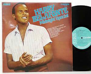 Harry Belafonte        Midnight Special      Camden      No barcode       NM # C