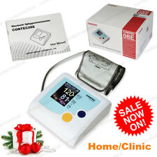 CONTEC Automatic Digital Blood Pressure Monitor Upper Arm BP Medical/Home Device