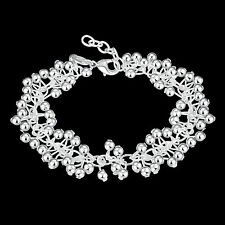 2017 New products Wholesale Women 925 silver Grapes Bracelets Fine holiday gifts