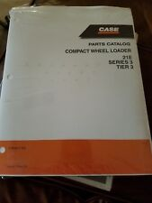Case Parts Catalog Compact Wheel Loader 21e Series 3 Tier 3 87659812 Na 050108
