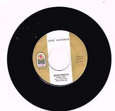 """Jose Antonio Quien Eres Tu-Corazones Piel Morena      Single  7""""   45"""