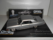 OPEL DIPLOMAT A V8 COUPE JORDAN COLLECTION EAGLEMOSS IXO 1:43
