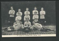 Equipe du Football-Club * Daring * , Eich >> sehr alte Sport - AK ,  11 Spieler