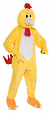 Morris Costumes Adult Unisex Animals Chicken Complete Costume One Size. FM71107