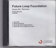 Future Loop Foundation-Apes Ski /Remixes Promo cd maxi single