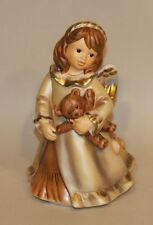 Goebel Figurine Champagne Angel with Teddy Bear 41086 in Box 301414 310110