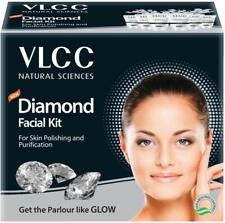VLCC Diamond Facial Kit, 50g+10ml For Skin Polishing And Polishing