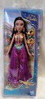 DISNEY - *Brand New MIB* Collectors Aladdin Movie Princess Jasmine Doll Hasbro