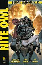 BEFORE WATCHMEN: NITE OWL VOLUME 3 DI 4 EDIZIONE LION