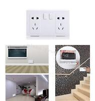 1x Hidden Wall Safe Security Electrical Outlet Vault Secret Hide Valuables Nice