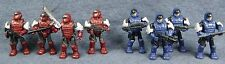 Mega Construx/Bloks - Halo - Red and Blue Marines