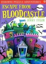 Escape from Blood Castle (Usborne Puzzle Adventures),Jenny Tyler